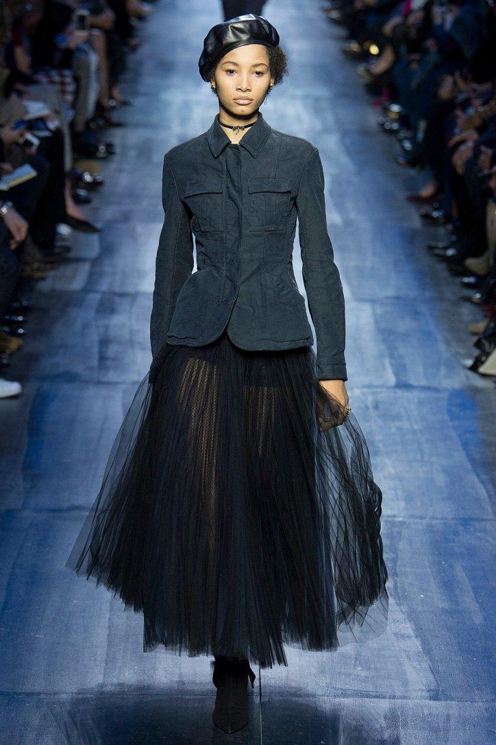 Christian Dior осень-зима 2017-2018 фото №24