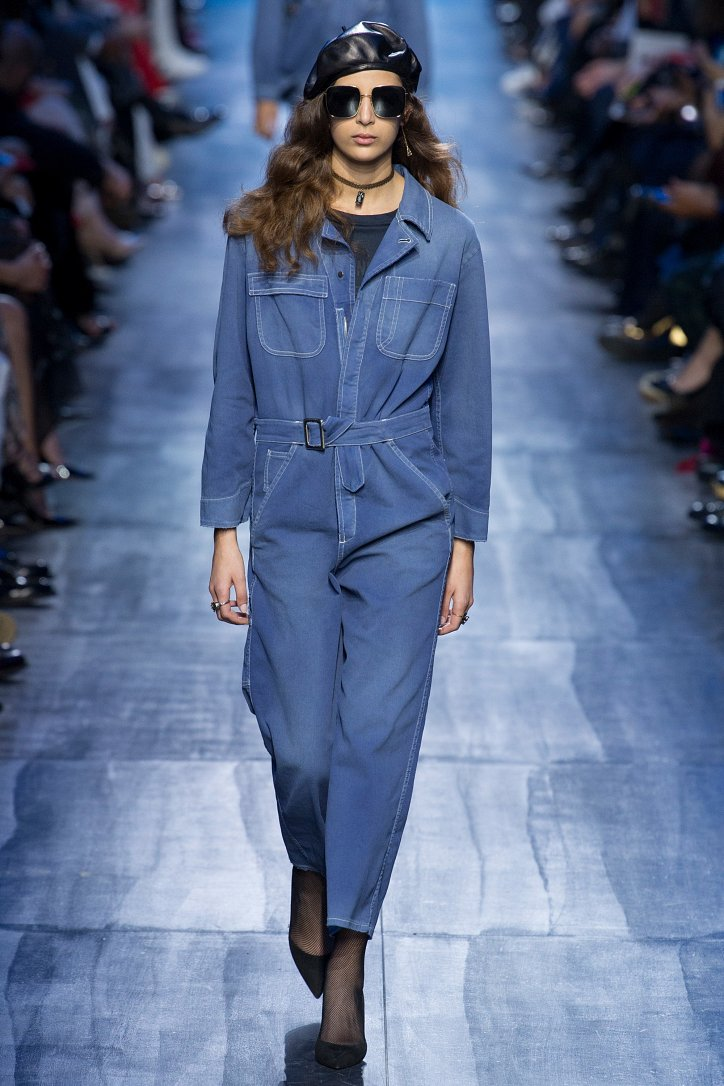 Christian Dior осень-зима 2017-2018 фото №27