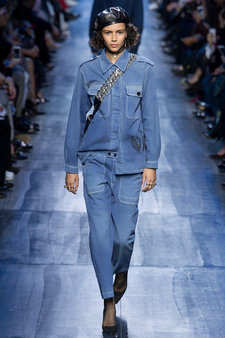 Christian Dior осень-зима 2017-2018 фото №28