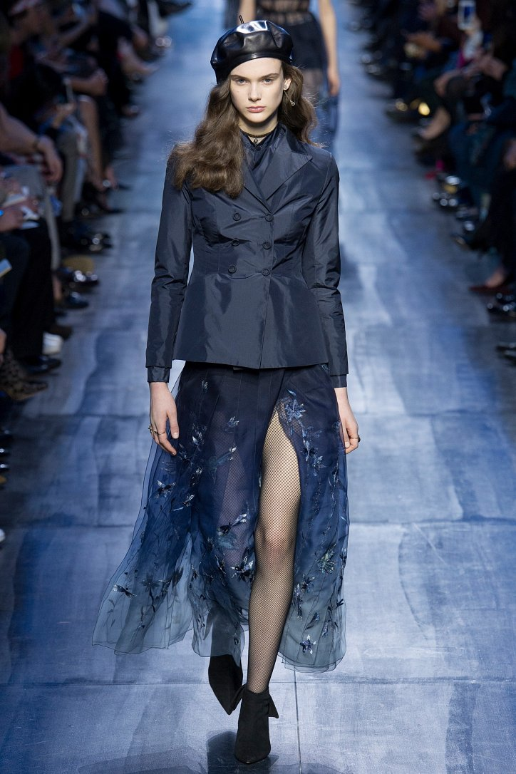 Christian Dior осень-зима 2017-2018 фото №31