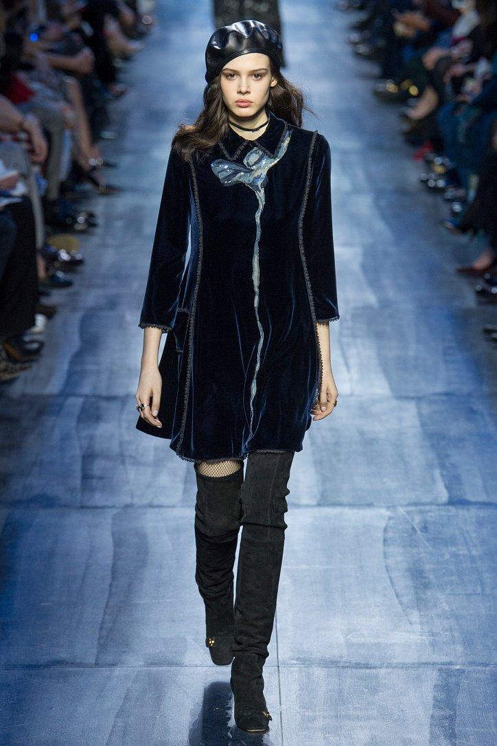 Christian Dior осень-зима 2017-2018 фото №35