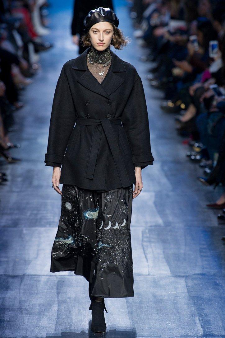 Christian Dior осень-зима 2017-2018 фото №36