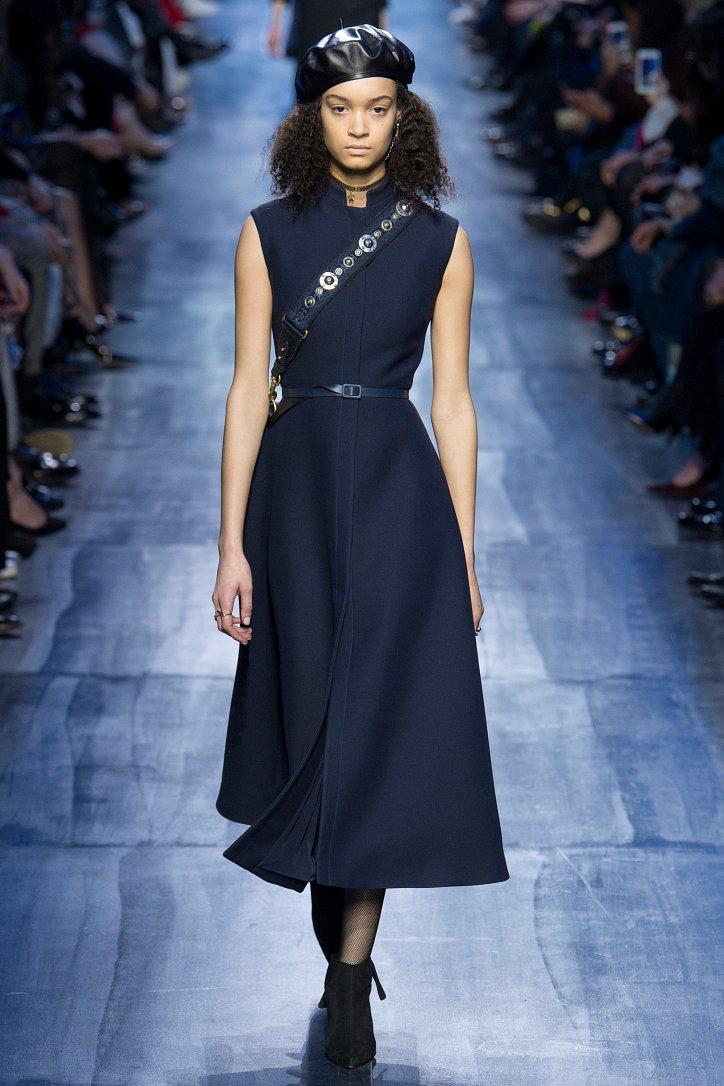 Christian Dior осень-зима 2017-2018 фото №38