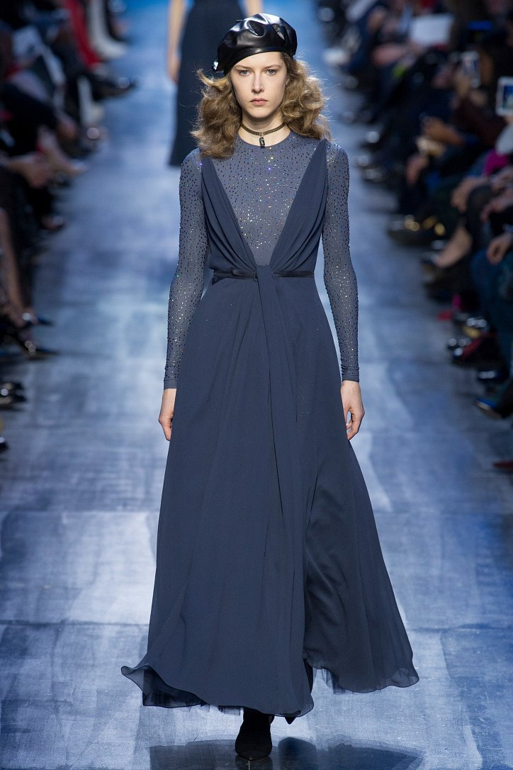 Christian Dior осень-зима 2017-2018 фото №41