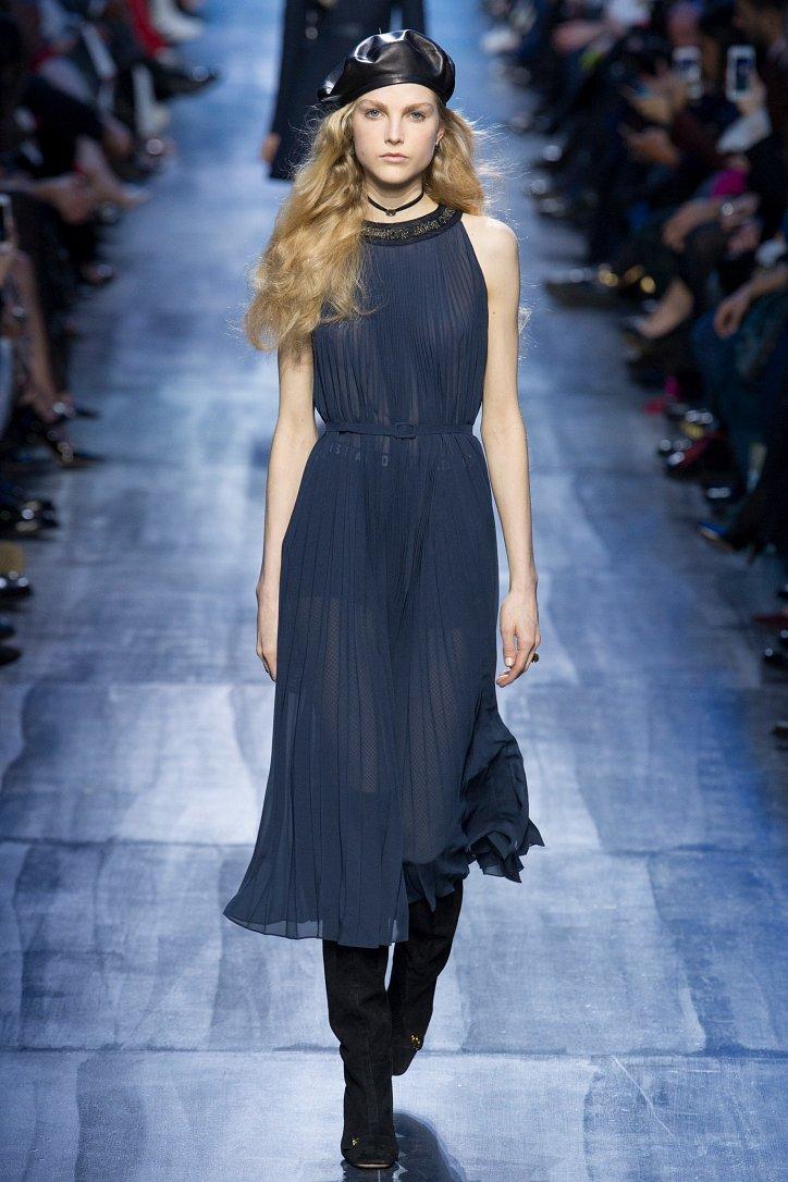 Christian Dior осень-зима 2017-2018 фото №42