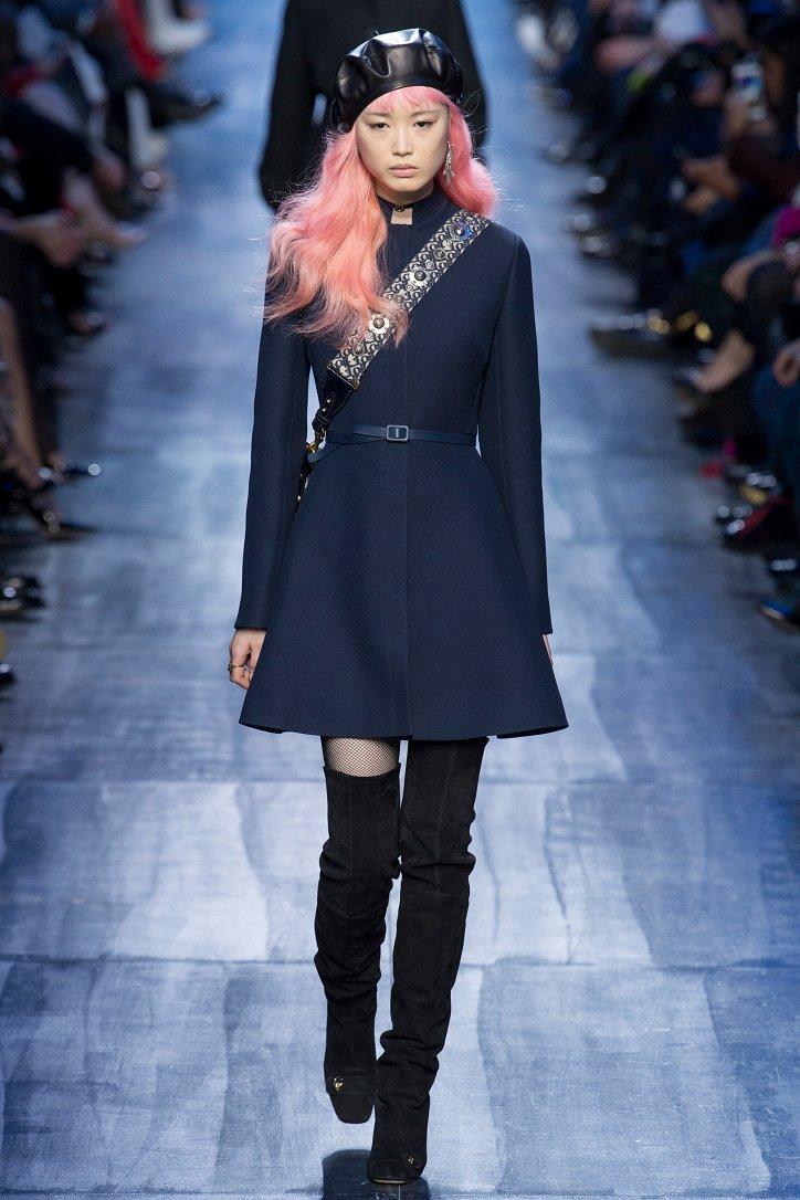 Christian Dior осень-зима 2017-2018 фото №43