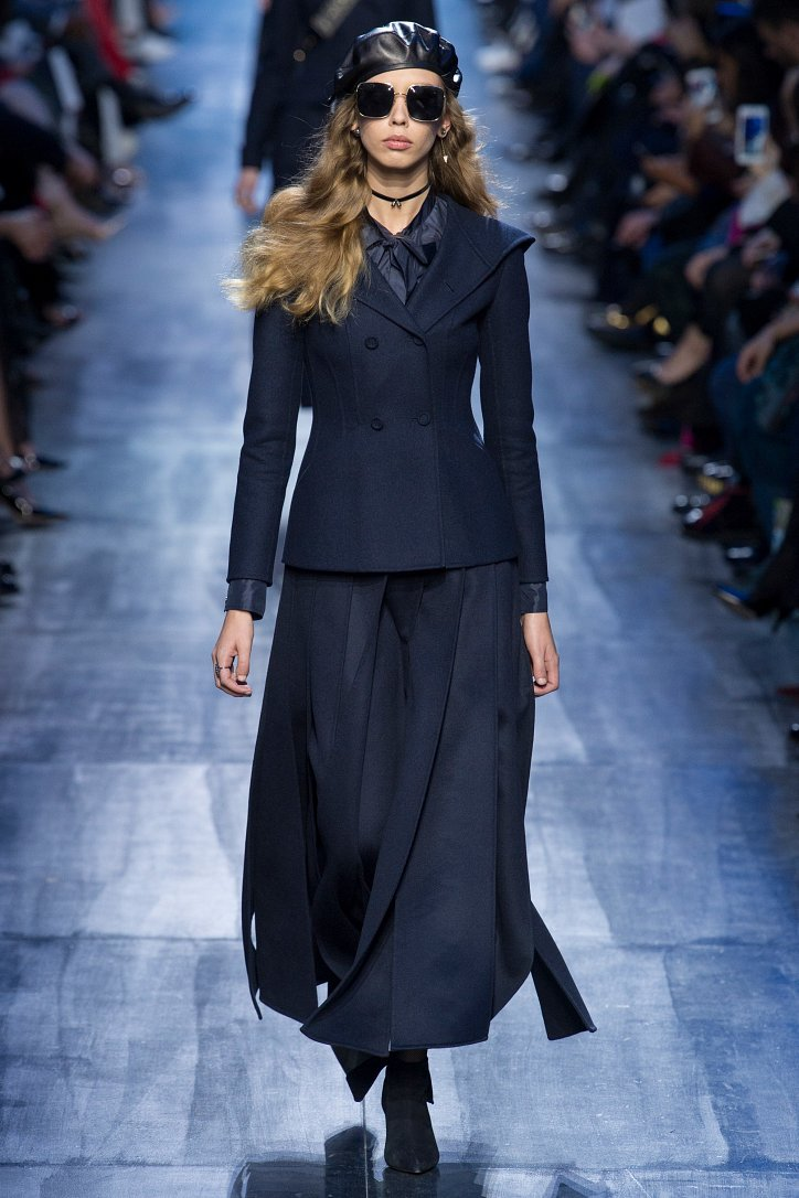 Christian Dior осень-зима 2017-2018 фото №45
