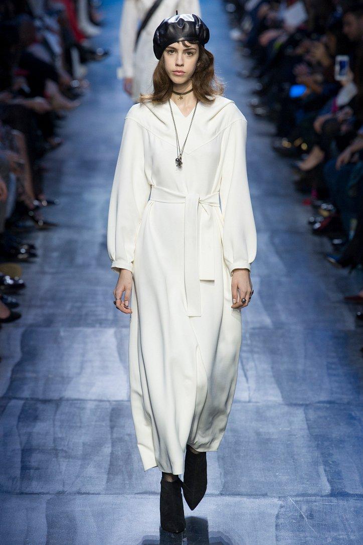 Christian Dior осень-зима 2017-2018 фото №48