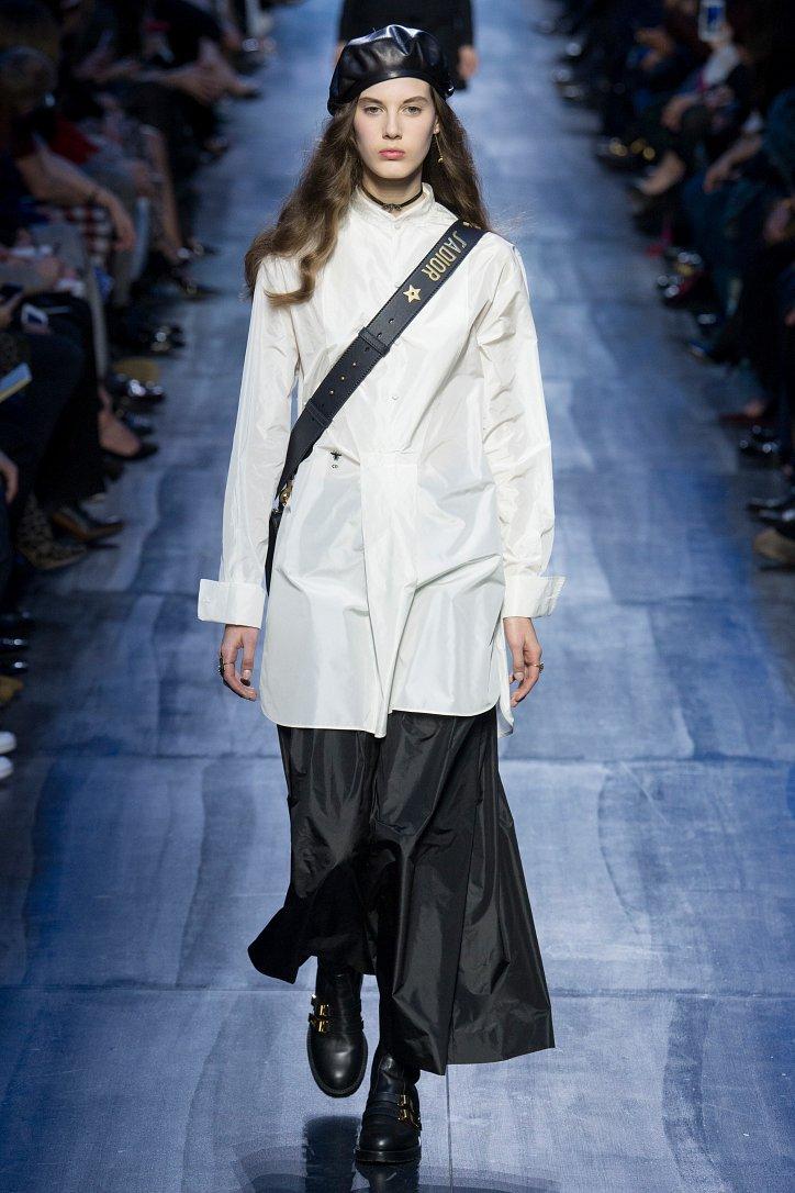 Christian Dior осень-зима 2017-2018 фото №49