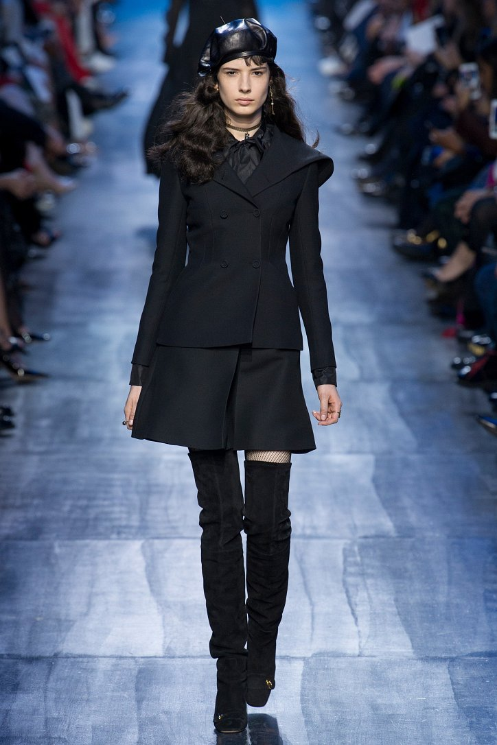 Christian Dior осень-зима 2017-2018 фото №50