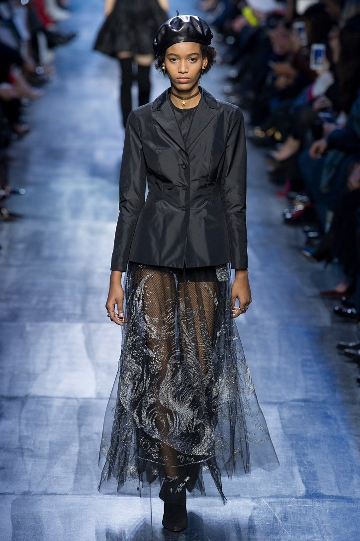 Christian Dior осень-зима 2017-2018 фото №55