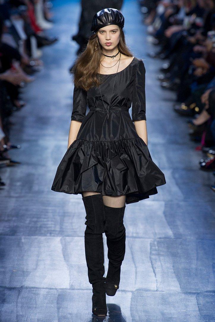 Christian Dior осень-зима 2017-2018 фото №56