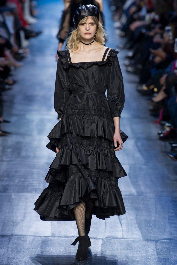 Christian Dior осень-зима 2017-2018 фото №57