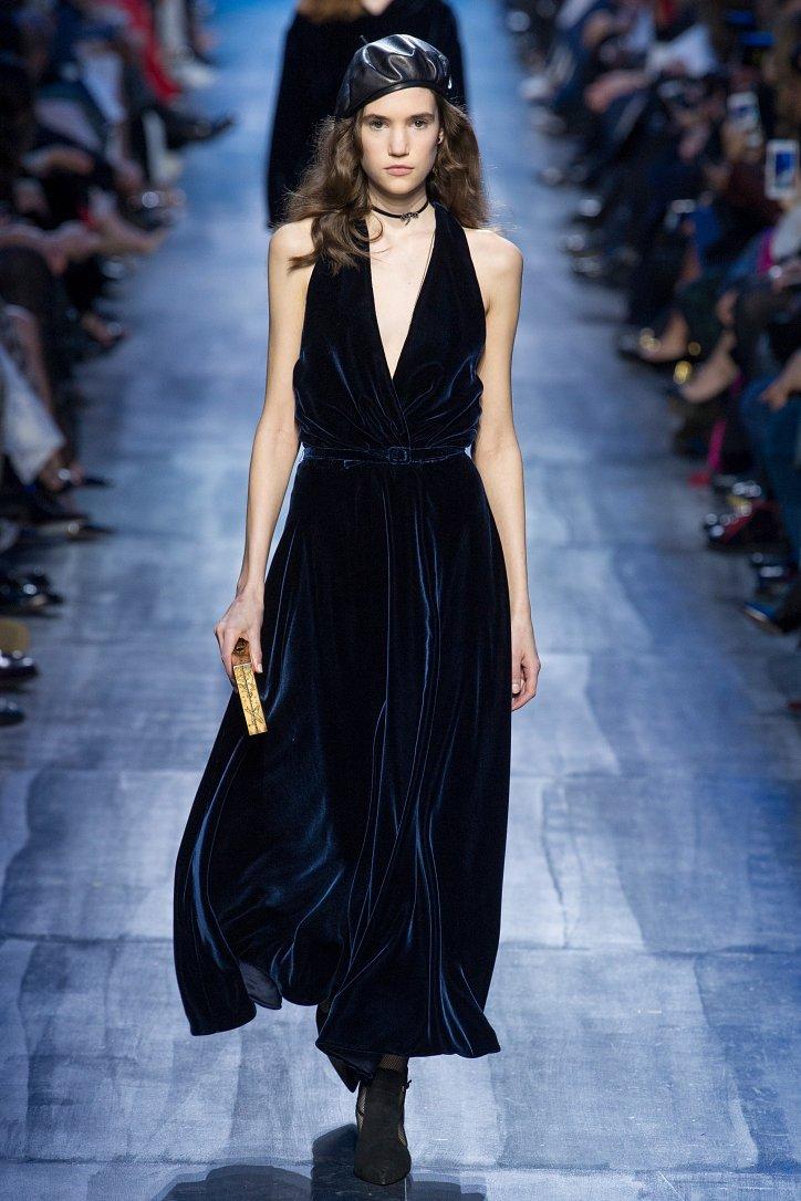 Christian Dior осень-зима 2017-2018 фото №59