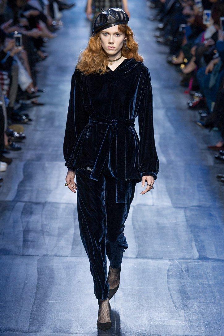 Christian Dior осень-зима 2017-2018 фото №60