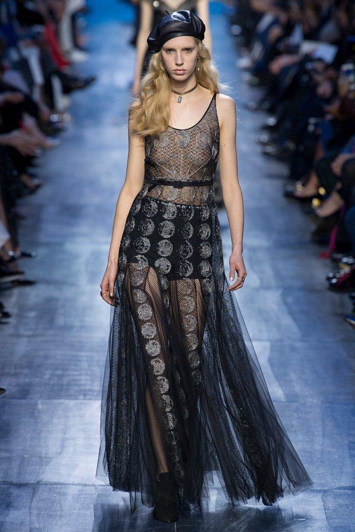 Christian Dior осень-зима 2017-2018 фото №61