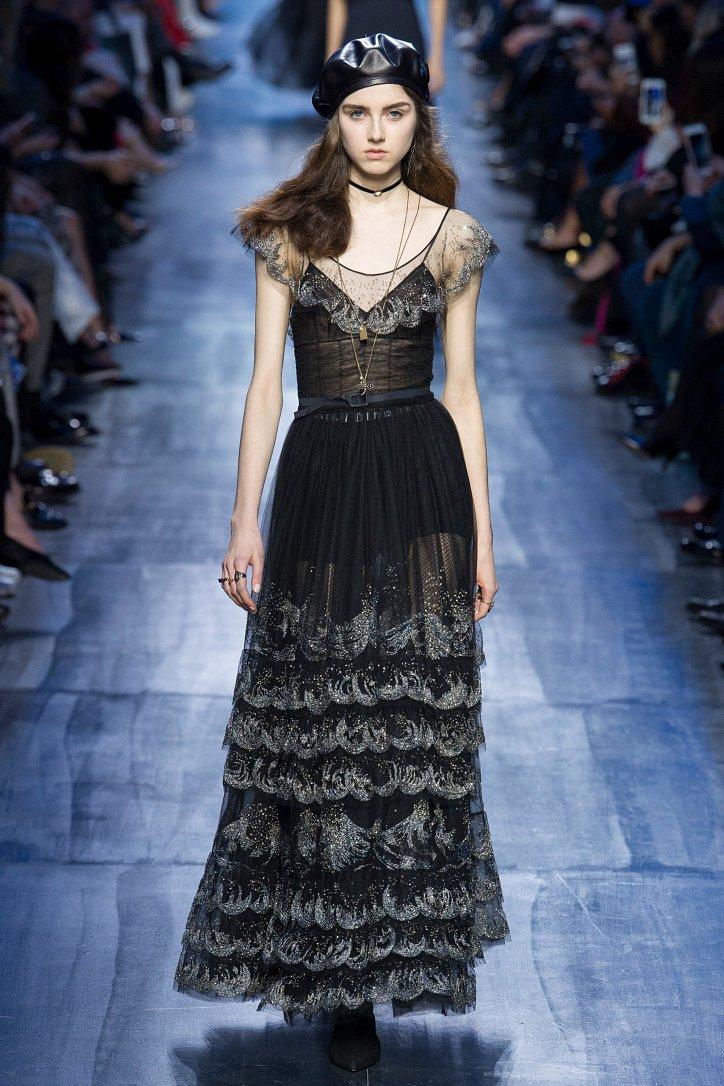 Christian Dior осень-зима 2017-2018 фото №62