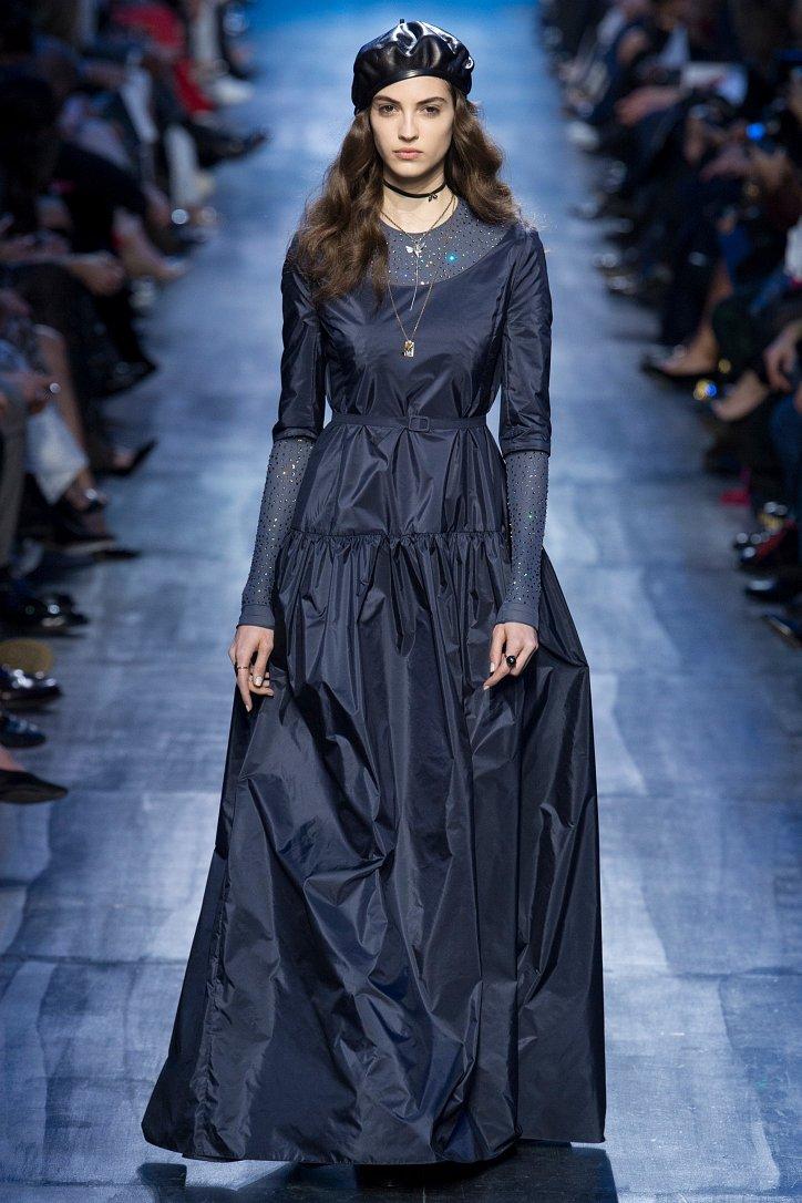 Christian Dior осень-зима 2017-2018 фото №68