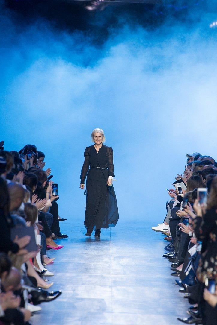 Christian Dior осень-зима 2017-2018 фото №69
