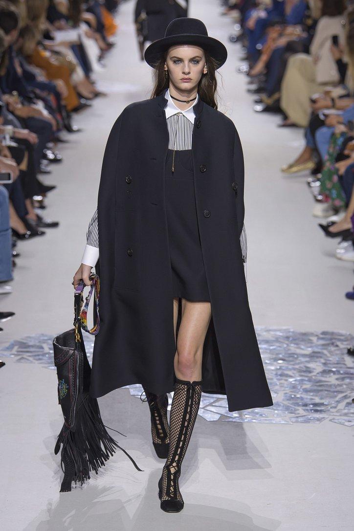 Christian Dior весна-лето 2018 фото №15
