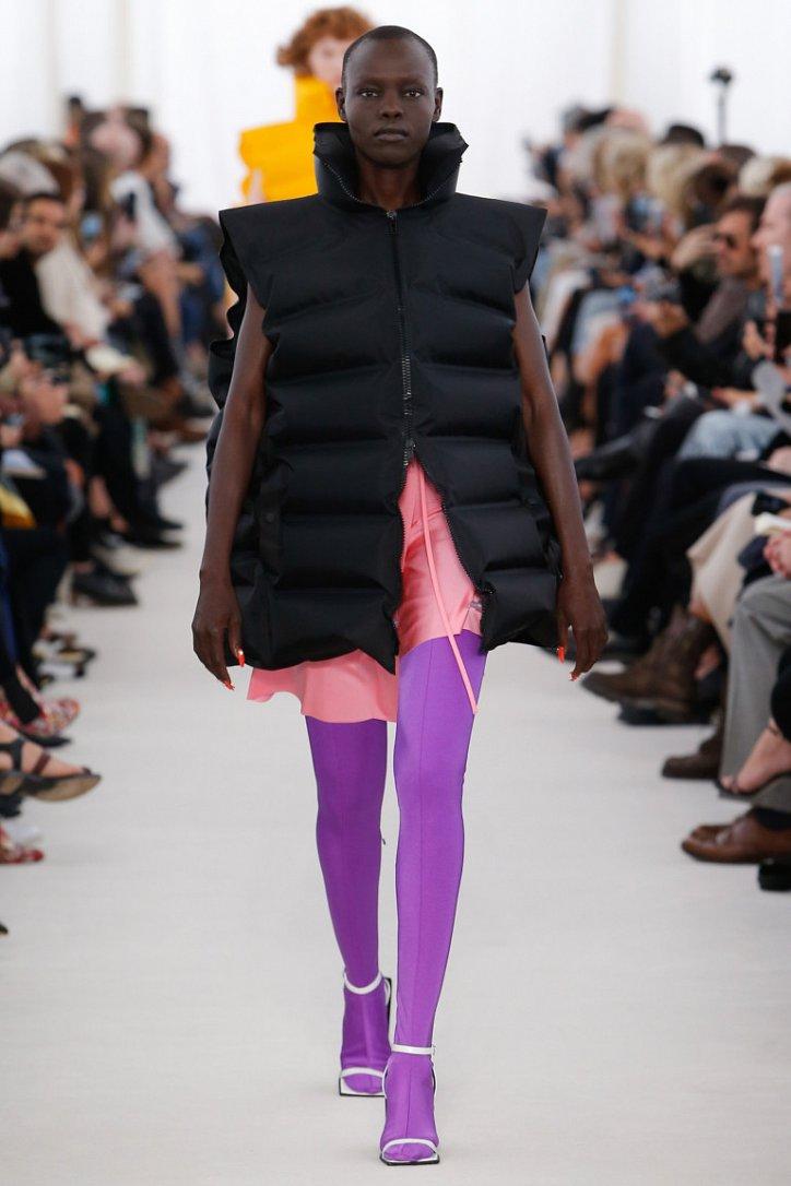 Цветные колготки - модный хит будущей весны фото №7