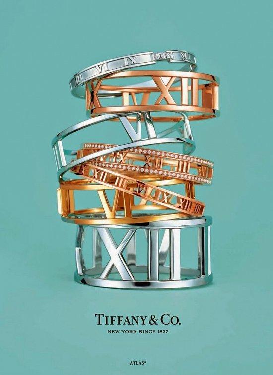 Дарья Вербова в новой рекламной кампании Tiffany  фото №3