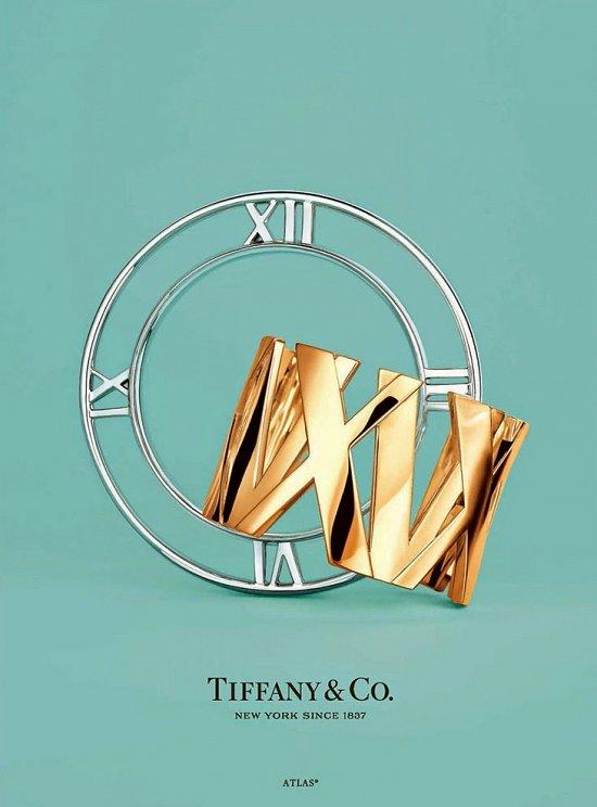 Дарья Вербова в новой рекламной кампании Tiffany  фото №4