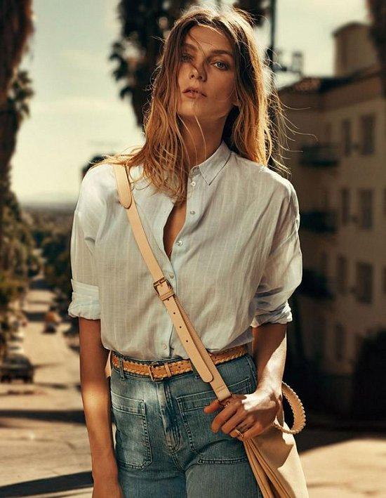 Дарья Вербова в рекламной кампании H фото №2