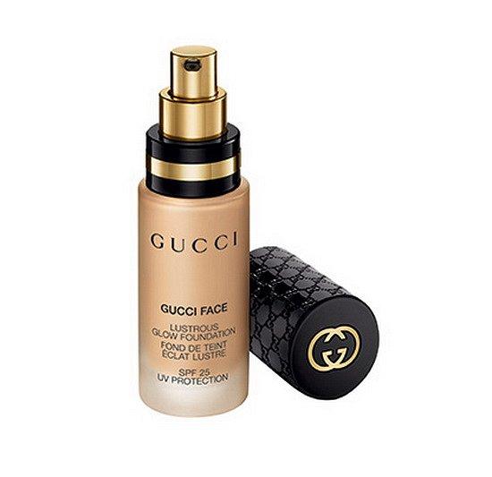Дебютная коллекция макияжа Gucci осень 2014 фото №2