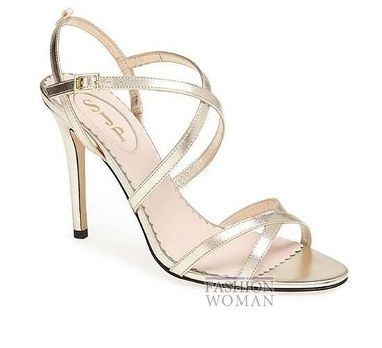 Дебютная коллекция обуви от Сары Джессики Паркер  фото №19