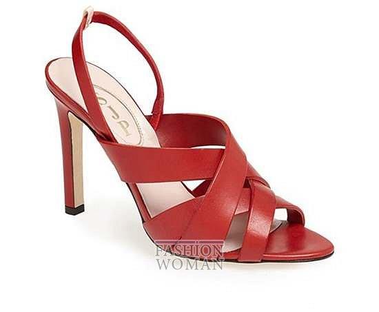 Дебютная коллекция обуви от Сары Джессики Паркер  фото №6