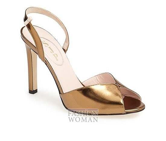 Дебютная коллекция обуви от Сары Джессики Паркер  фото №8