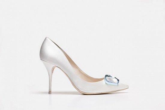 Дебютная коллекция свадебной обуви Sophia Webster фото №5