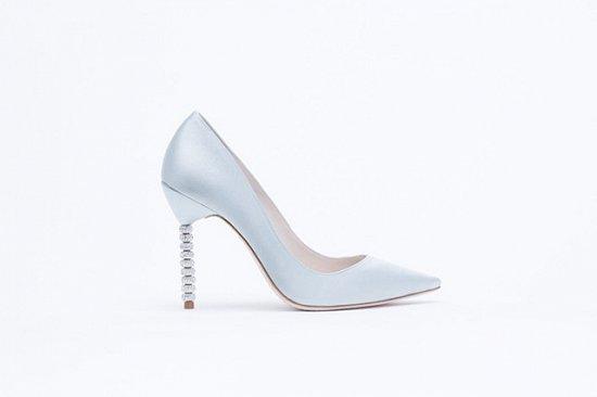 Дебютная коллекция свадебной обуви Sophia Webster фото №2