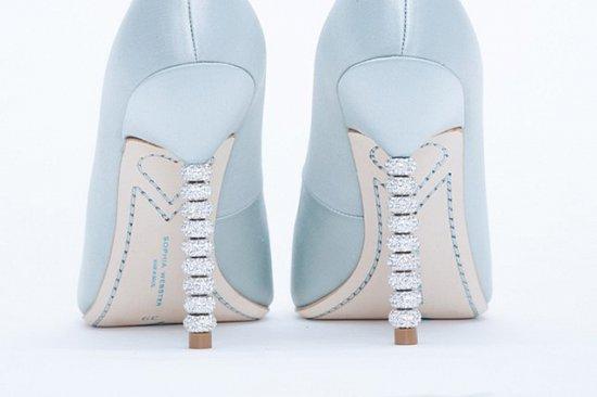 Дебютная коллекция свадебной обуви Sophia Webster