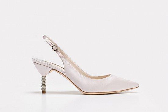 Дебютная коллекция свадебной обуви Sophia Webster фото №15