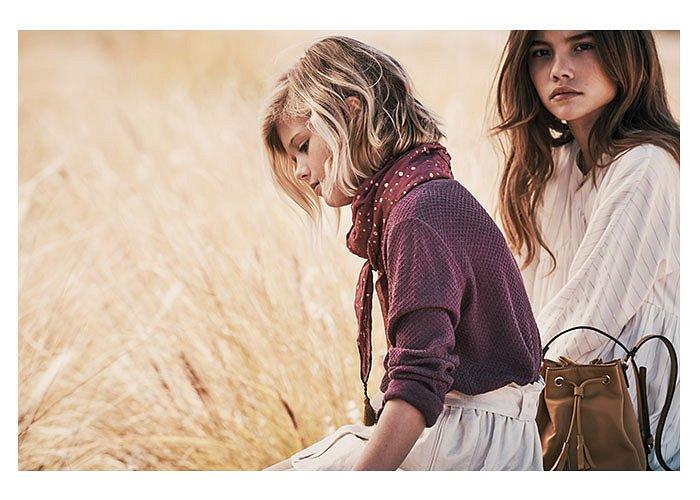 Детская коллекция одежды Massimo Dutti весна-лето 2017 фото №5
