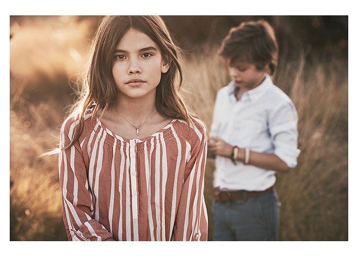 Детская коллекция одежды Massimo Dutti весна-лето 2017