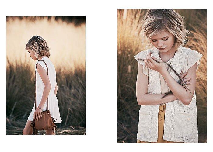 Детская коллекция одежды Massimo Dutti весна-лето 2017 фото №8
