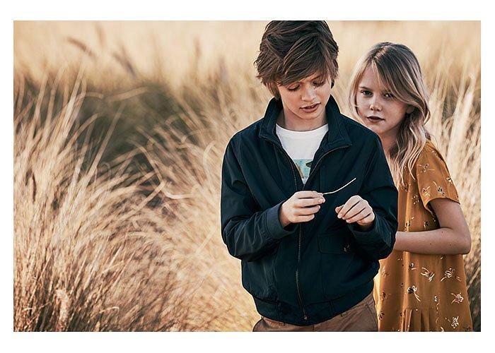 Детская коллекция одежды Massimo Dutti весна-лето 2017 фото №11