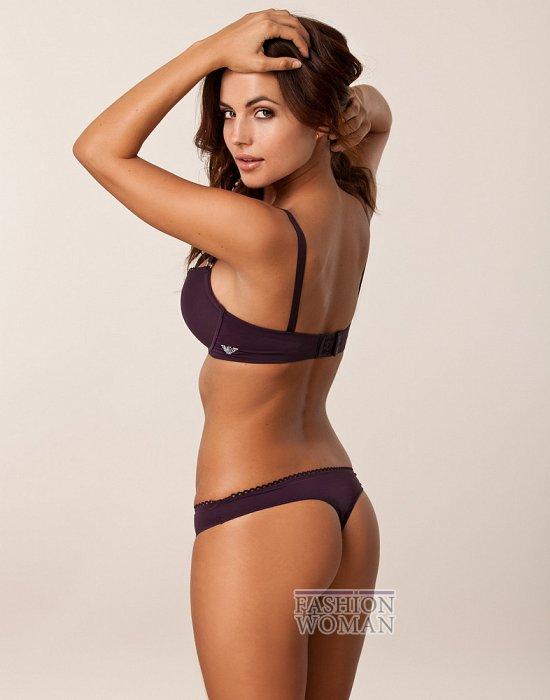 Diana Morales в рекламе нижнего белья  Nelly осень-зима 2012-2013 фото №5