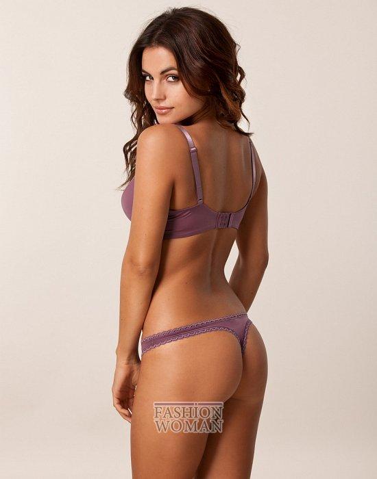 Diana Morales в рекламе нижнего белья  Nelly осень-зима 2012-2013 фото №6