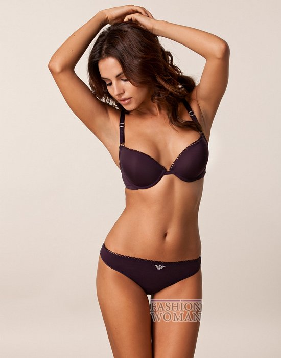 Diana Morales в рекламе нижнего белья  Nelly осень-зима 2012-2013 фото №7