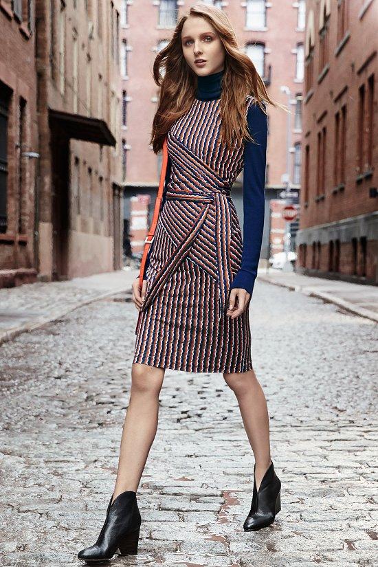 Diane von Furstenberg pre-fall 2016 фото №5