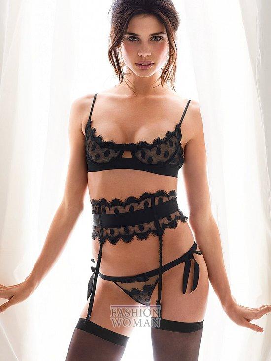 Эксклюзивная коллекция нижнего белья Victoria's Secret фото №15