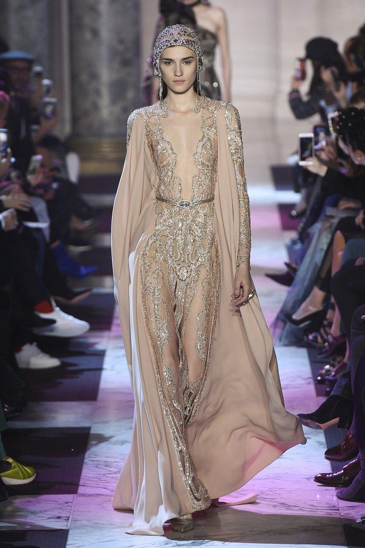 Elie Saab Haute Couture весна-лето 2018 фото №5
