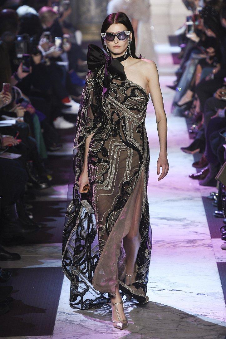 Elie Saab Haute Couture весна-лето 2018 фото №6
