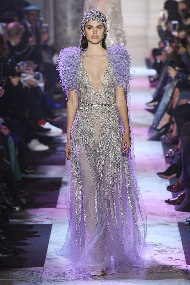 Elie Saab Haute Couture весна-лето 2018 фото №11