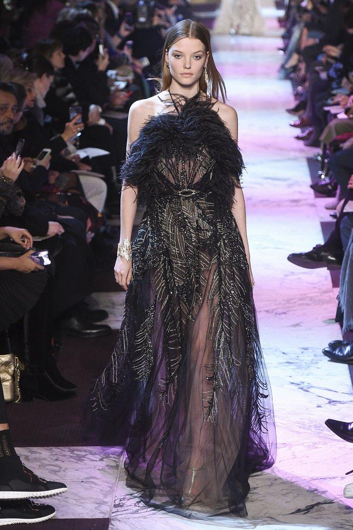 Elie Saab Haute Couture весна-лето 2018 фото №55