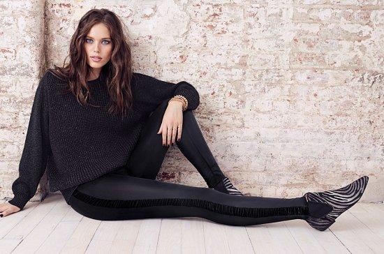 Эмили Дидонато в рекламной кампании Calzedonia фото №4